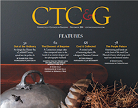 CTC&G November 2016 Issue - TOC Features