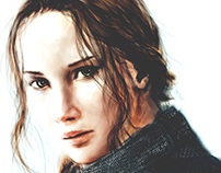 Mockingjay - (Fan Portrait)