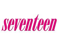 Diseño Editorial - Revista Seventeen México