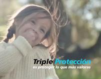 La Caixa: Triple Protección