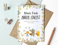 Music Finds Annual Concert 2016