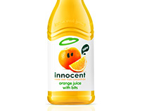 Innocent Juice CGI