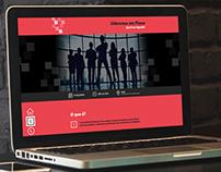 Site Liderança em Fluxo - 2015