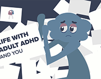 Life With Adult ADHD and You