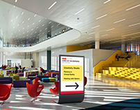 NCSU State of the Sciences | Program + Wayfinding
