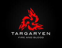 Game of Thrones - Modern Logos & Business Card