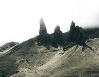 The quiet steeps of dreamland