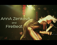 Anna Zenkova and FireBeat promo video (mush up)