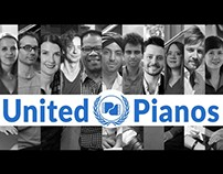 UNITED PIANOS | World's first 22 hands piano