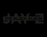 JAY Z - THE BLACK ALBUM