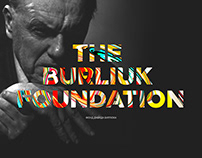Burliuk Foundation — Site Design UX\UI