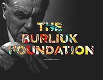 Burliuk Foundation — Site Design UX\UI