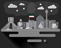 Discover Tehran