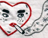 Smoking heart/Waiting heart
