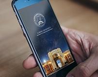 Ajman University - Mobile App Design