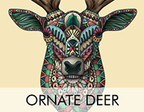 Ornate Deer