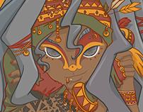 Apacheka Illustration