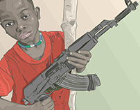 Unknown Child Soldier