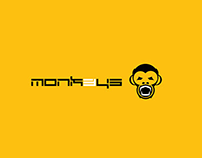 The 3 Monkeys music project