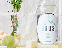 Brand Identity & Packaging | Brus