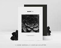 Basic Brand Manual & Guidelines