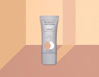 Almay Makeup Packaging