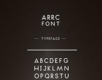 ARRC FONT