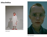 OUUR: Irina Dubina