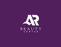 AR BEAUTY branding