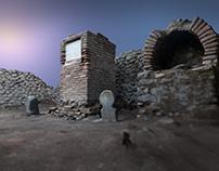 Necropoli Porta Nocera | IBAM CNR