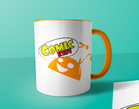 Comic Kids Tv channel brand