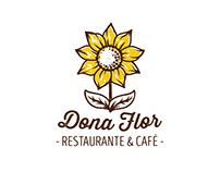 Dona Flor | Visual Identity