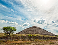 Teotihuacán, Pirámide del Sol