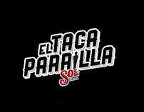 Taca-Parrilla Sol