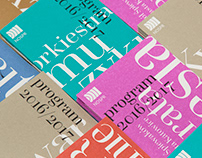 NOSPR Katowice – Concert Cycles Identity