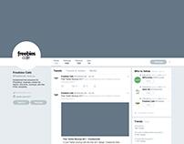 Free Twitter Mockup (June 2017 Design)