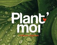 Brand Concept PLANT'MOI