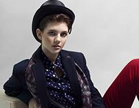 Riven Magazine | Handsome Girl