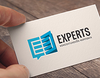 Experts - branding for consulting company