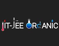 IIT JEE Organic Logo Design