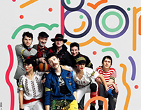 Editorial Design - Gogol Bordello