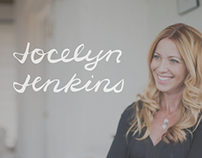Visual Identity and Website for Jocelyn Jenkins