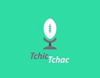 Tchic-Tchac - Logotype