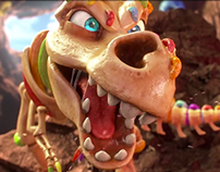 Froot Loops: Dino