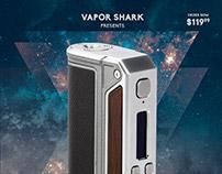 "Vapor Shark - ""Lost Vape"" Email Campaign"