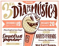 Dia de la Música 2015