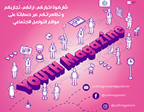 YOUTHmagazine - Social Media Designs
