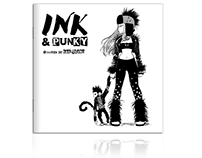 INK & Punky Art book