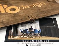 Дизайн-проект Sapphire.