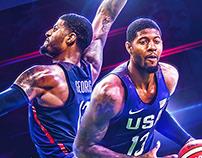 • Official FIBA social media graphics VII •